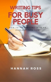 Free eBook: Writing Tips for Busy People