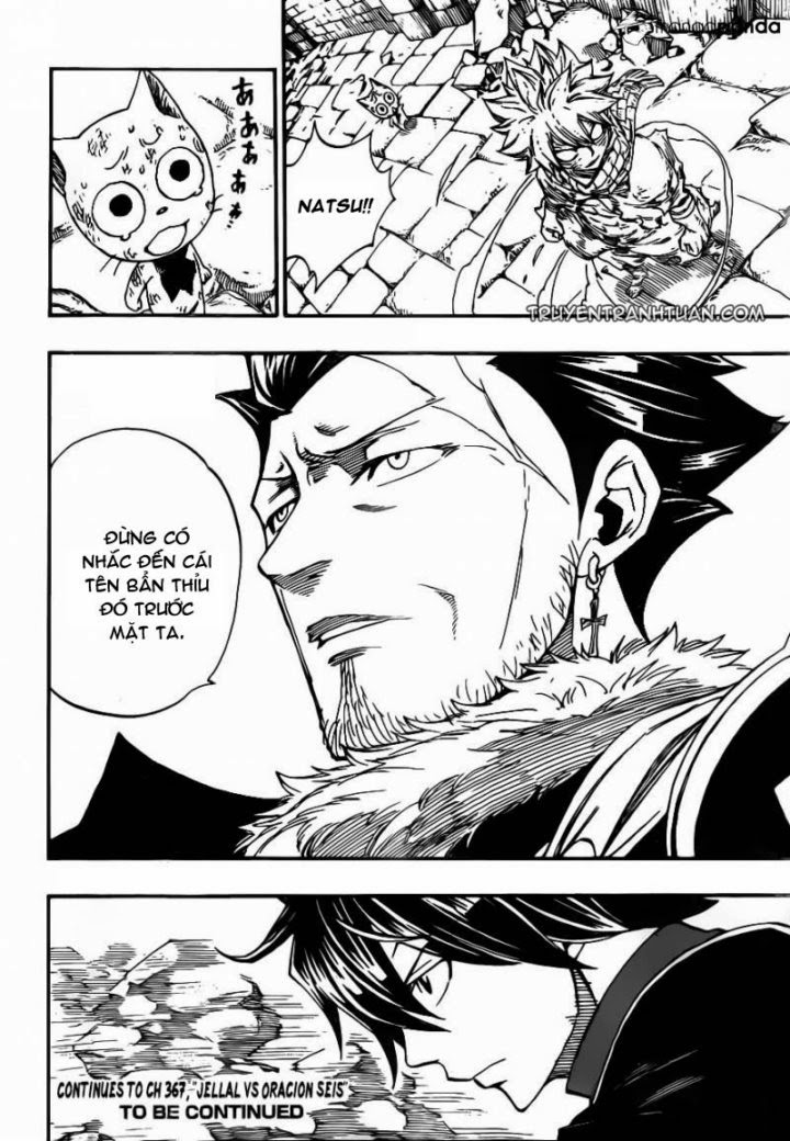 Fairy Tail chap 366 page 22 - IZTruyenTranh.com