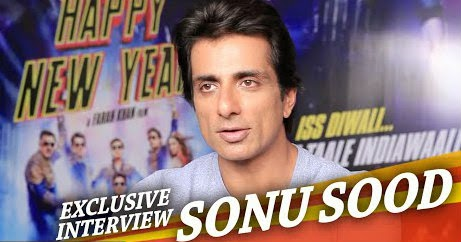 Xclusive interview of Sonu Sood about his upcoming film Happy New Year