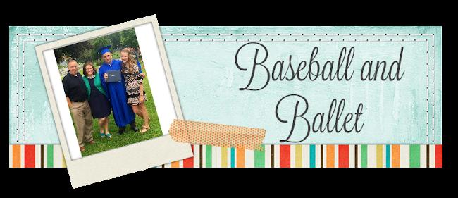 Baseball and Ballet