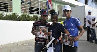 Manoguayabo celebra la exaltación de Martínez