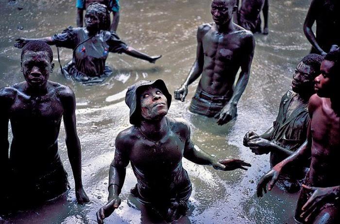 VUDU HAITIANO Y EL VODOUN AFRICANO