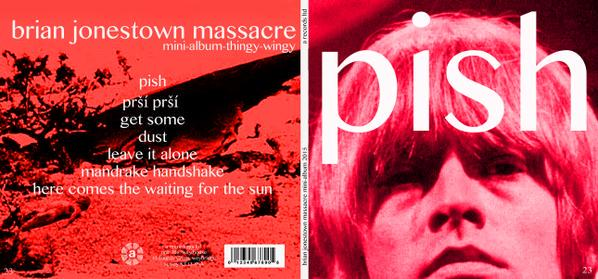 Disco BRIAN JONESTOWN MASSACRE ‎– Mini Album Thingy Wingy 3