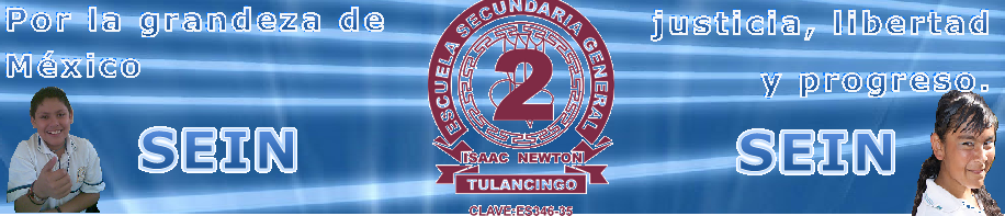 "Secundaria 2 ""Isaac Newton"", Tulancingo de Bravo, Hgo."