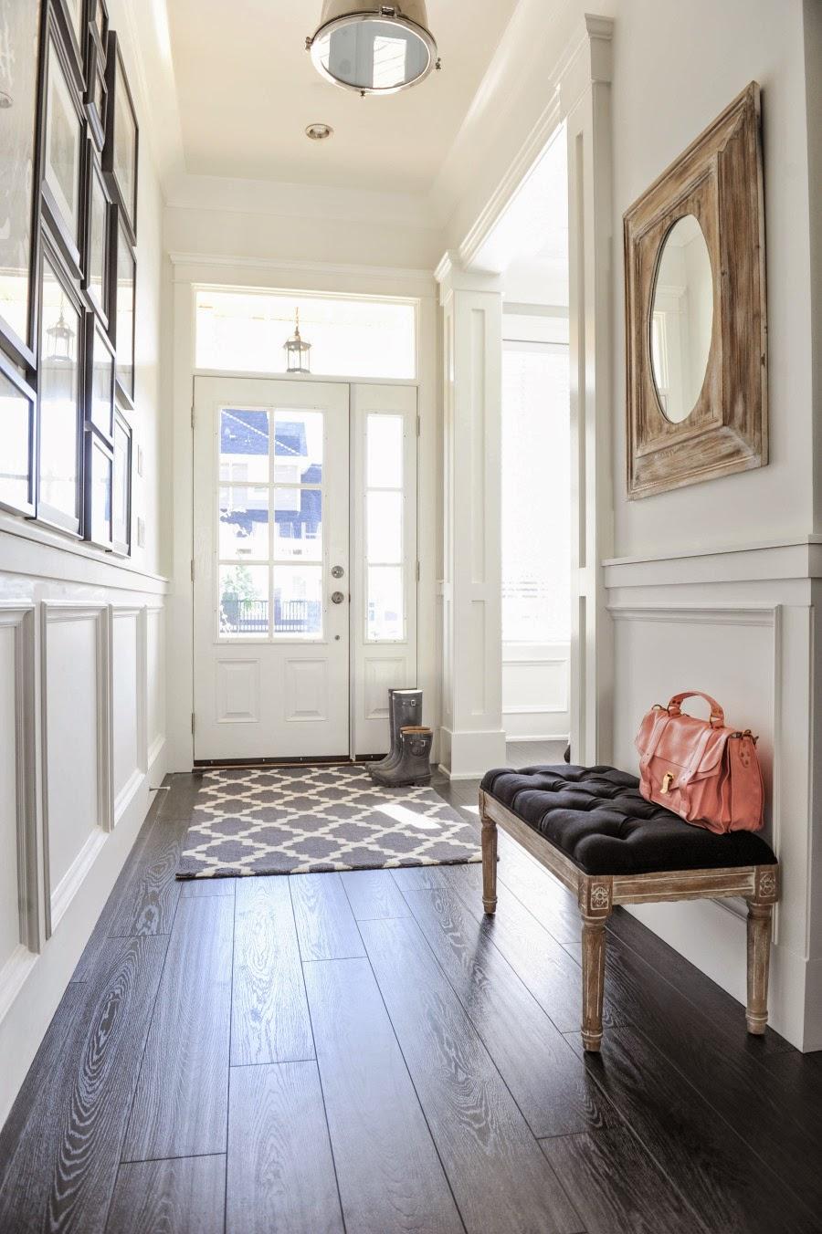 wystrój wnętrz, wnętrza, urządzanie mieszkania, dom, home decor, dekoracje, aranżacje, białe wnętrza, przedpokój