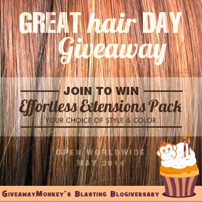 Great Hair Day Giveaway