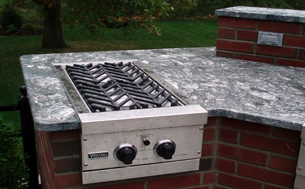 Momentos de fiesta con cocinas para exteriores cocina y for Cocinas rusticas para exteriores