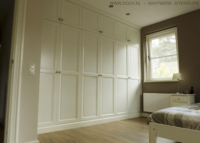 interieurbouw klassieke kledingkasten