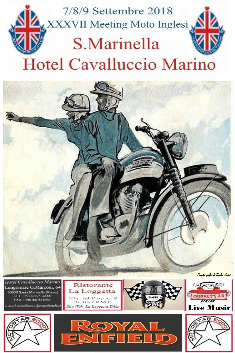XXXVII Meeting Moto Inglesi