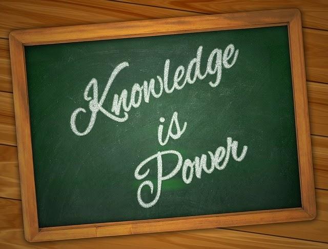 conocimiento poder