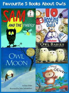 Our favourite 5 picture books about owls