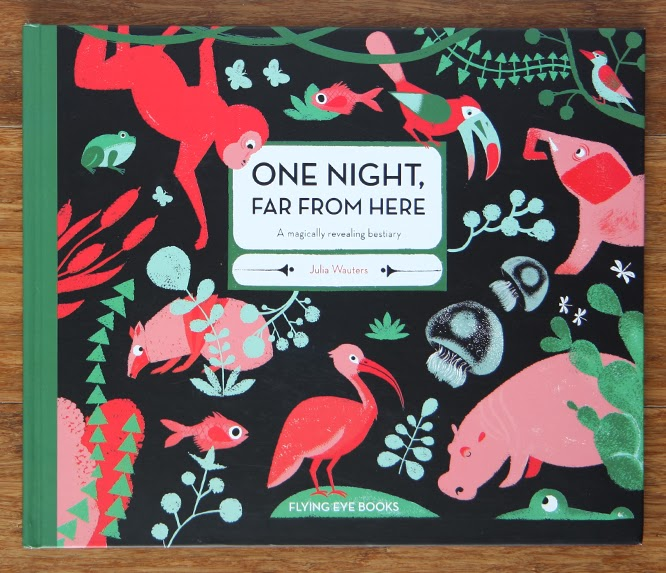 One Night Far From Here by Julia Wauters - A book review by Alexis from Something I Made