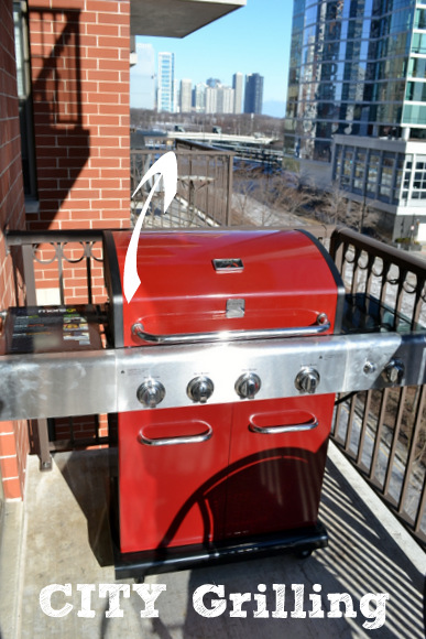 city grilling