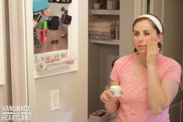 Healthy Habits in Night time Routine & Aveeno Skincare Products #HerHealth #shop