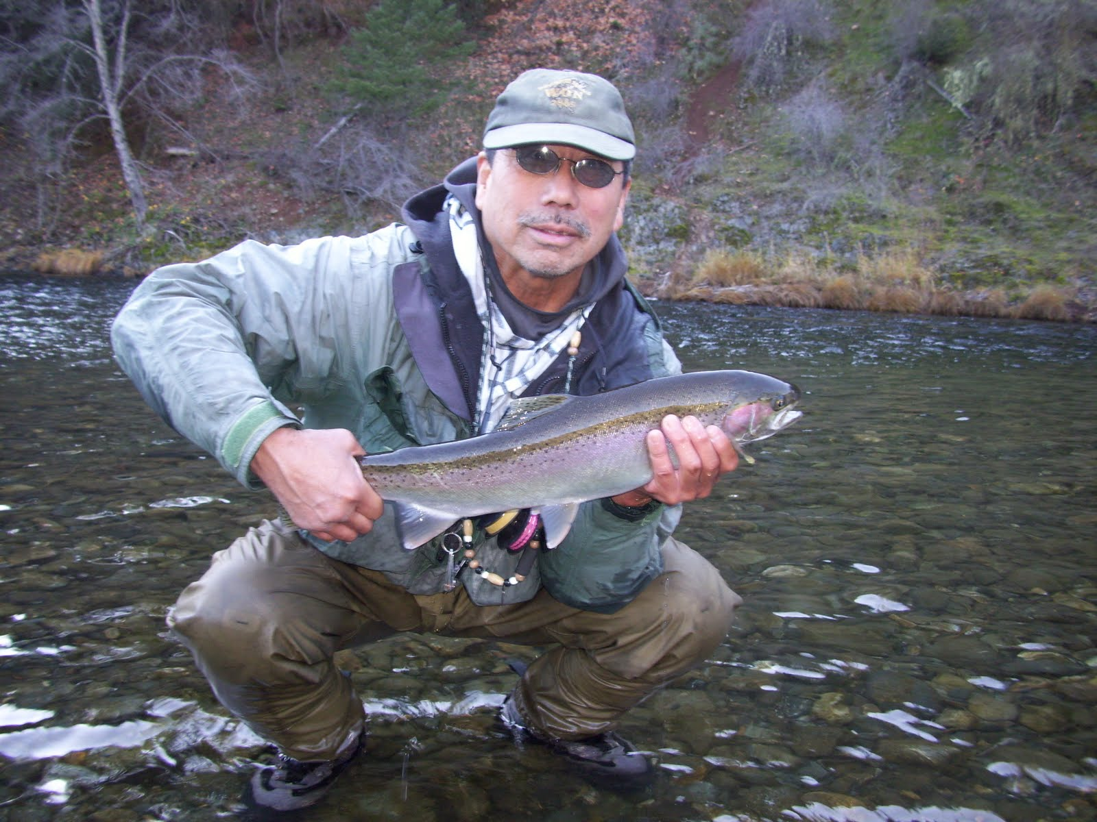 Northern Sierra Fly Fishing A Fishing Report