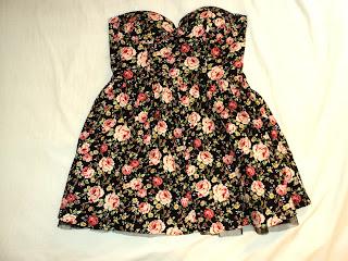 Floral Skater Dress Tkmaxx