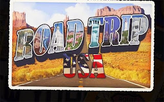 Screenshots of the Road trip USA for Android tablet, phone.