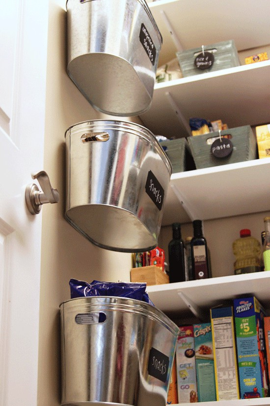 Remodelaholic clever storage ideas that i love for Extra kitchen storage