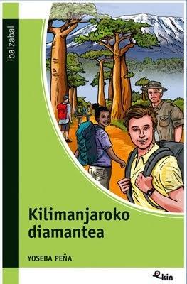 Kilimanjaroko Diamantea