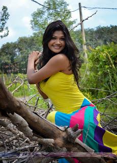 Miss Srilanka 2012 Bikini Photos
