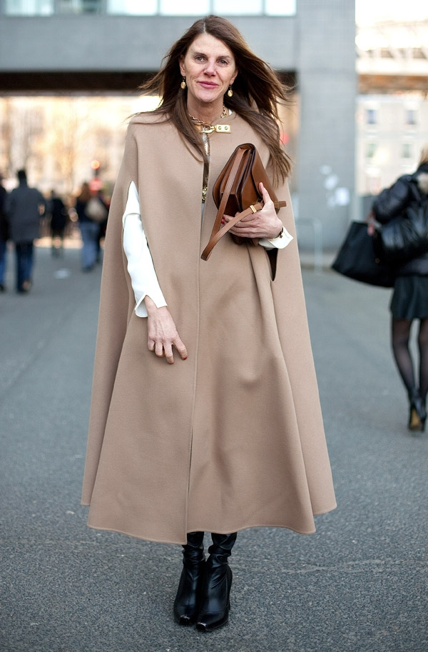 Cape Fashion Trend