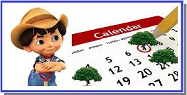 Ημερολόγιο αγροτικών εργασιών
