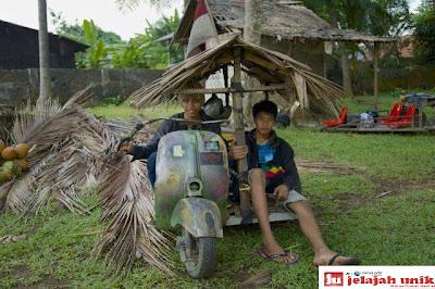 Motor-motor Unik Yang Hanya Ada Di Indonesia