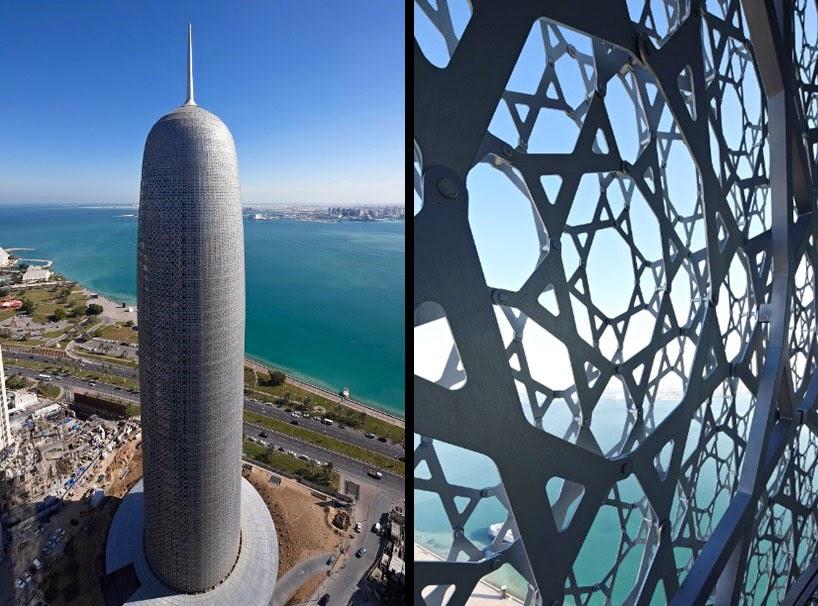 Arte arquitectura y dise o burj doha jean nouvel Arte arquitectura y diseno definicion