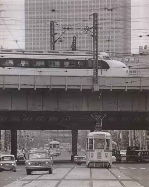 Shinagawa Tokyo 1967