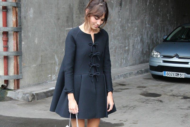 Vintage Threads: Style Icon: Alexa Chung