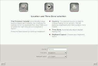 Lokasi dan zona waktu