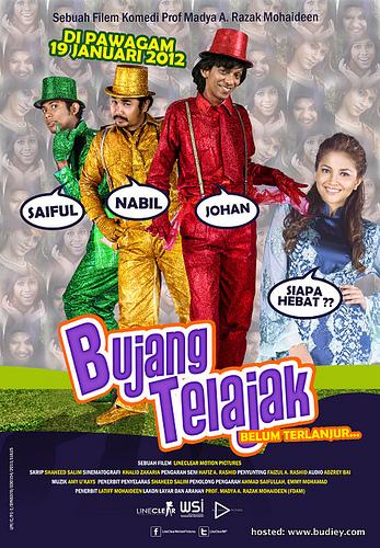 Tonton Bujang Terlajak Full Movie 2012 Online