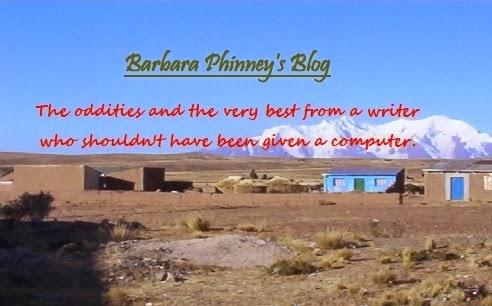 Barbara Phinney's Blog