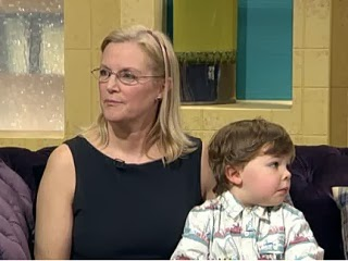 Image: Scotland's oldest mum: I've always wanted children. Photo Credit: Programmes.STV.tv