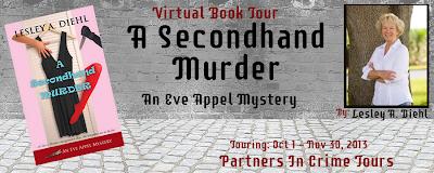 A Secondhand Murder by Lesley Diehl