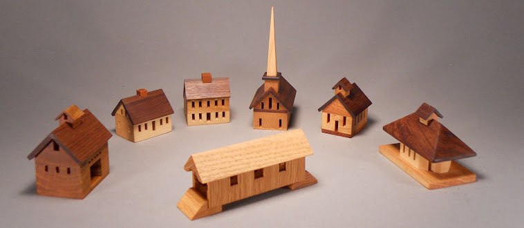 Mini Vintage Village
