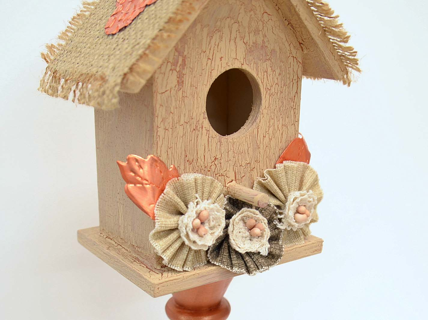 Exceptional Ben Franklin Crafts And Frame Shop, Monroe, WA: DIY Shabby Chic Birdhouse