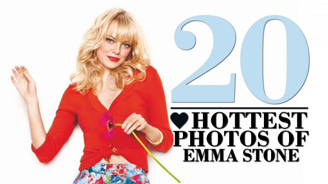 Top 20 Emma Stone Hottest Photos, Emma Stone Sexy Photos Collection, Emma Stone Top Beautiful Photos, Emma Stone Latest Pictures, Emma Stone Hollywood Actress Sexy Pictures