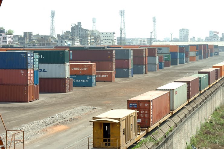 inland container Inland container depot ksh's inland container depot (icd, talegaon) is located in pune, and is spread over 165 acres in the talegaon floriculture and industrial park (talegaon midc.