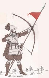 Arqueros medievales