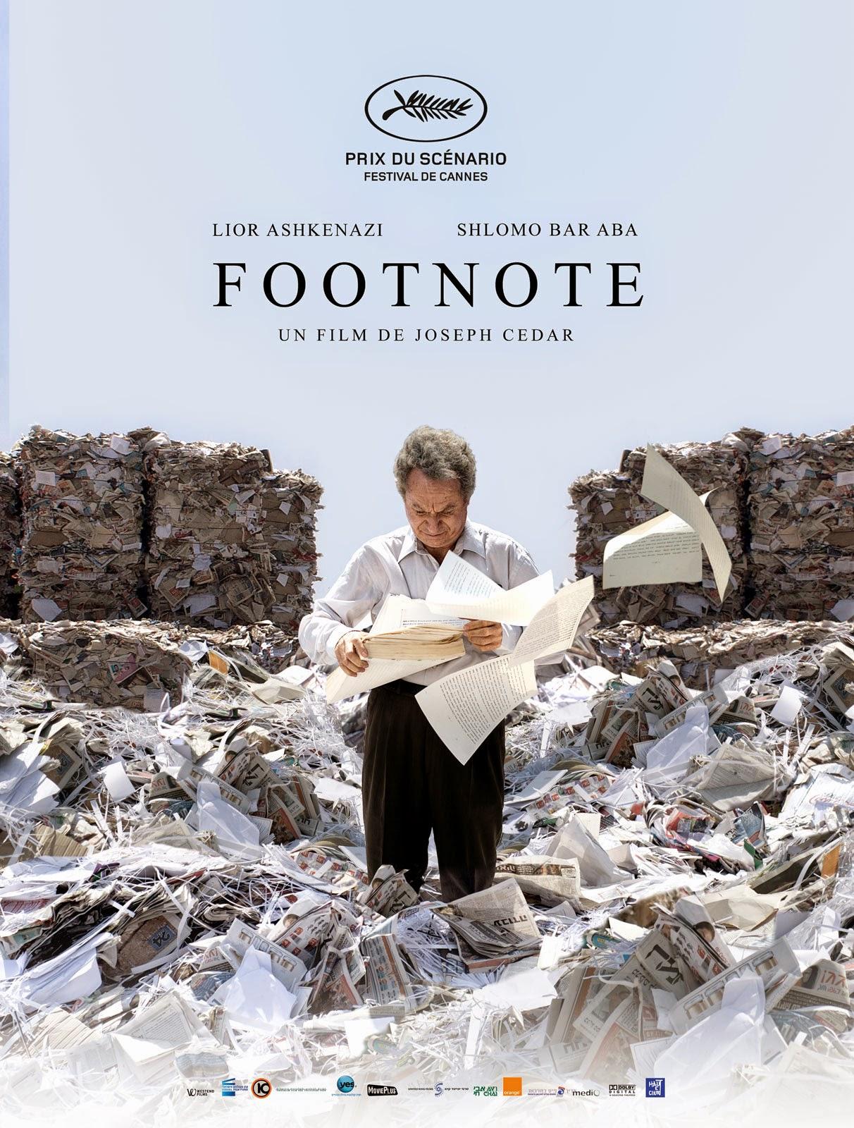 Footnote – Dublado (2011)