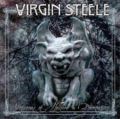 "VIRGIN STEELE: Δείτε το lyric video του ""Lucifer`s Hammer"" απο το επερχόμενο album"