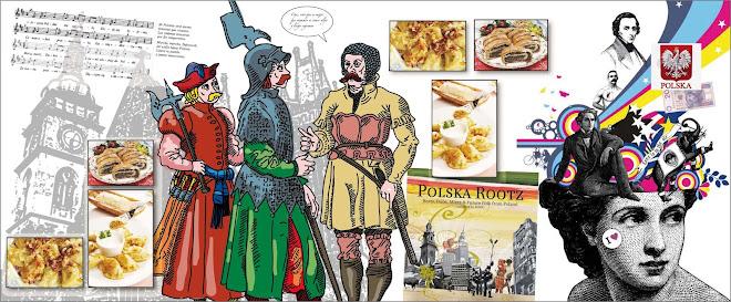 Proyecto decoración mural restaurante polaco
