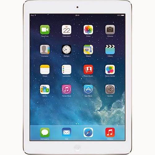 iPad Air 32GB Wi-Fi Prata - Apple
