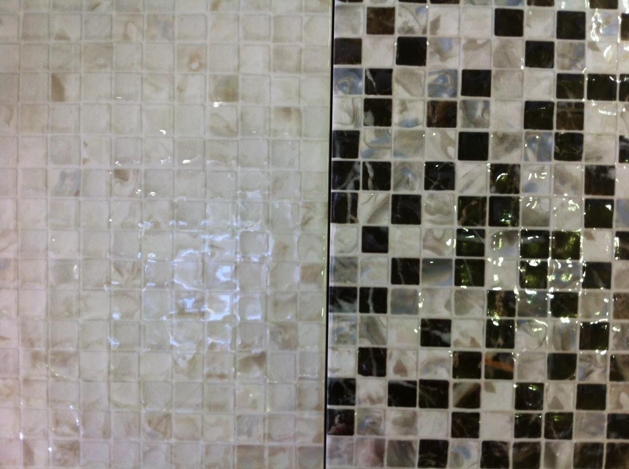 Perspectivas da Casa (Fotos ilustrativas a casa não possui  #232017 1296x968 Banheiro Azulejo Cinza