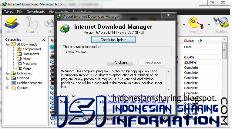 IDM 630 Crack build 8 + Full Serial Number Free Download