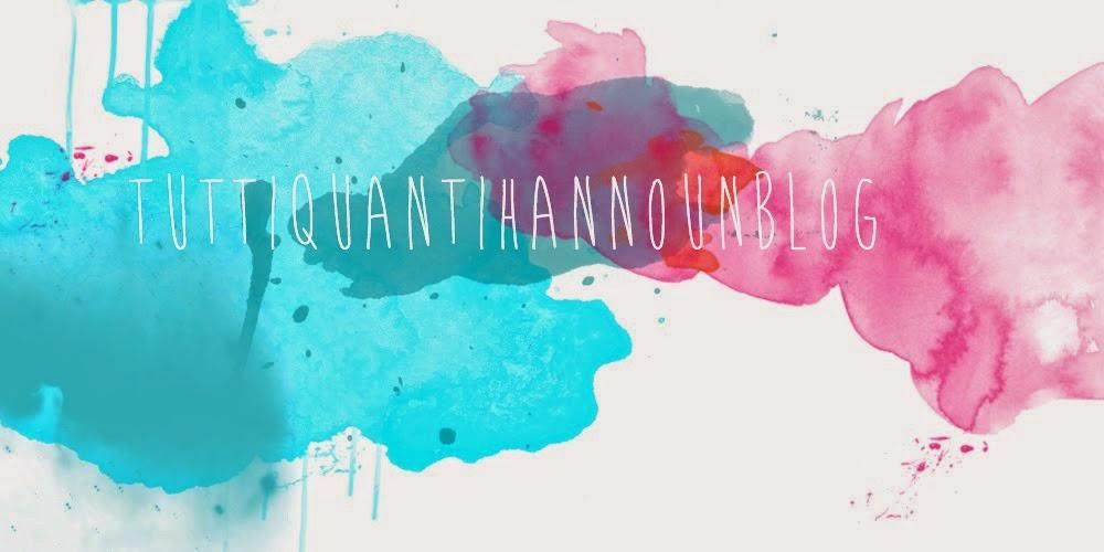 Tuttiquantihannounblog