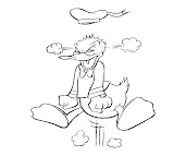 #15 Donald Duck Coloring Page