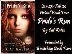 Interview/Giveaway : Cat Kalen author of Pride's Run