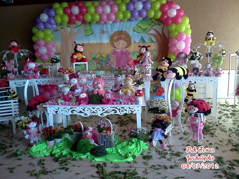 Related Pictures Famous BOLO INFANTIL TEMA JARDIM ENCANTADO N 012